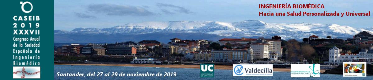 XXXVII Congreso Anual de la Sociedad Española de Ingeniería Biomédica (CASEIB2019) q